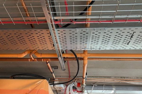 Residential First Fix Sprinklers